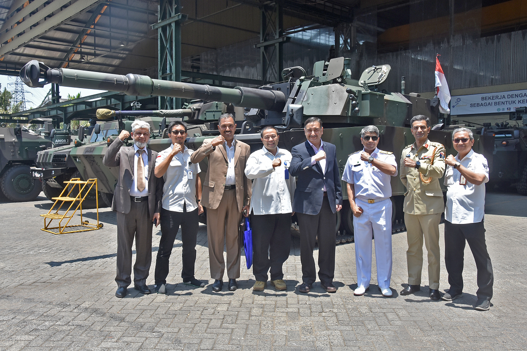 Kunjungan Joint Defence Cooperation Commitee Pakistan
