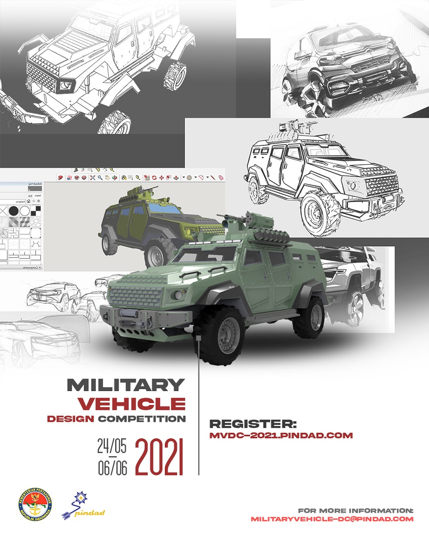 Military Vehicle Design Competition