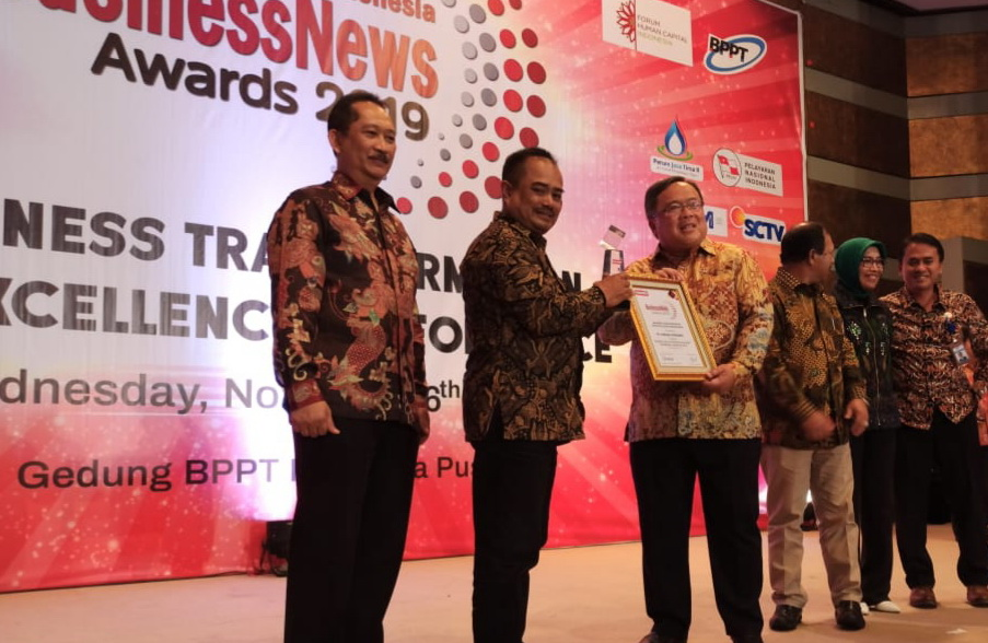 Pindad Raih 2 Penghargaan Di Indonesia BusinessNews Awards 2019